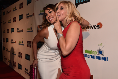 'Real Housewives of Orange County' Season 14: Kelly Dodd Says Tamra Judge is a 'Known Liar'