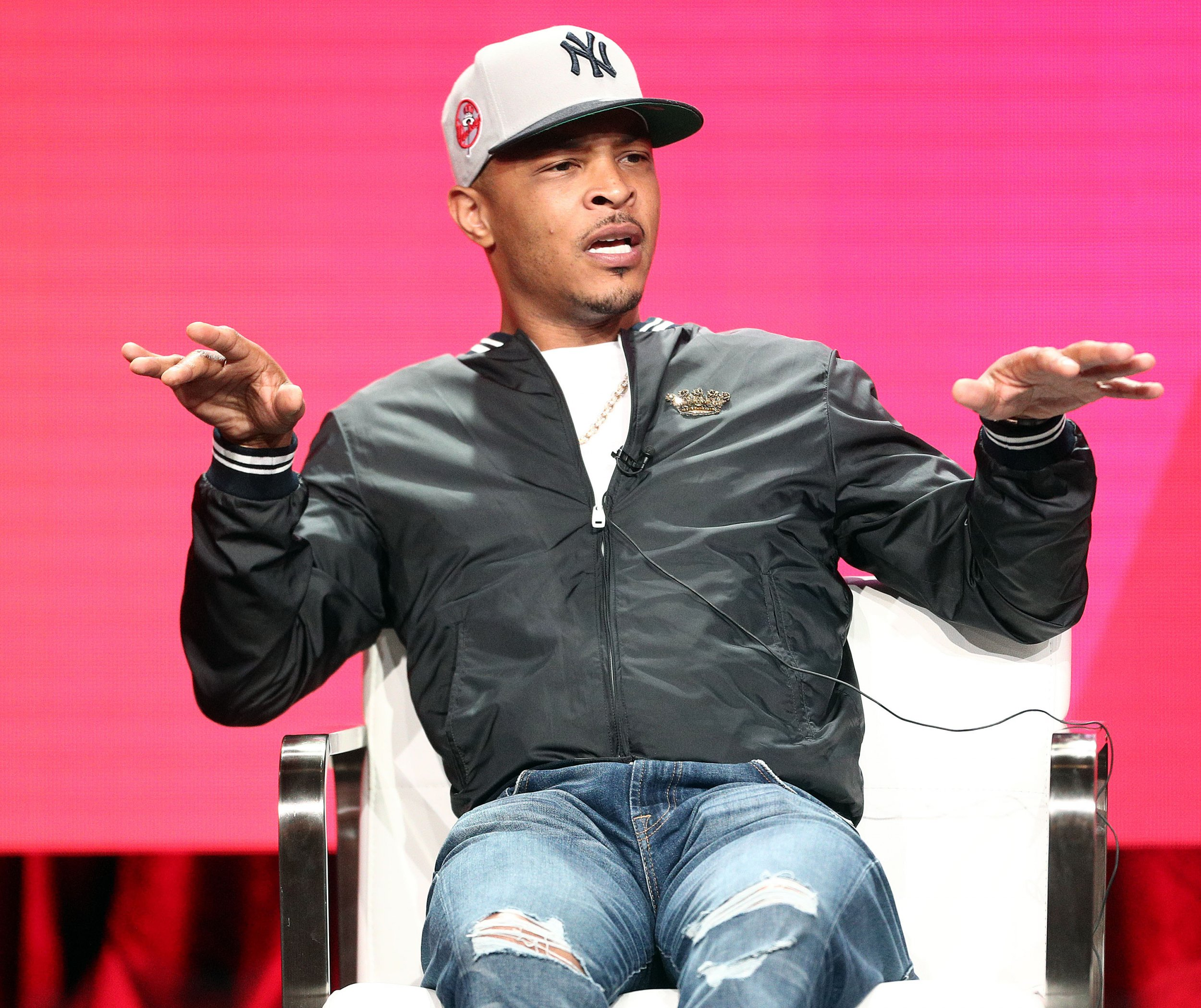 TI Slams Laura Ingraham Over Her Controversial Nipsey Hussle Comments