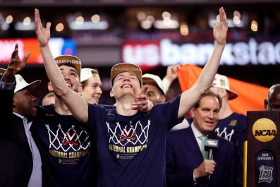 university of virginia uva basketball cavaliers white house visit ncca victory