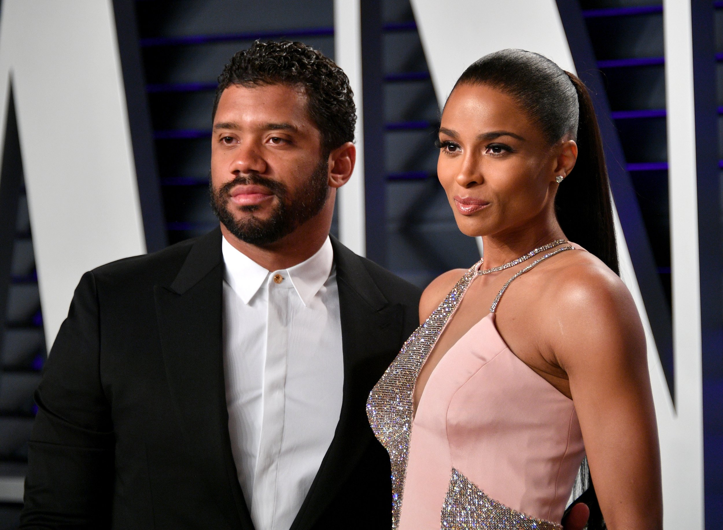 Ciara's 'Proud of Russell Wilson'