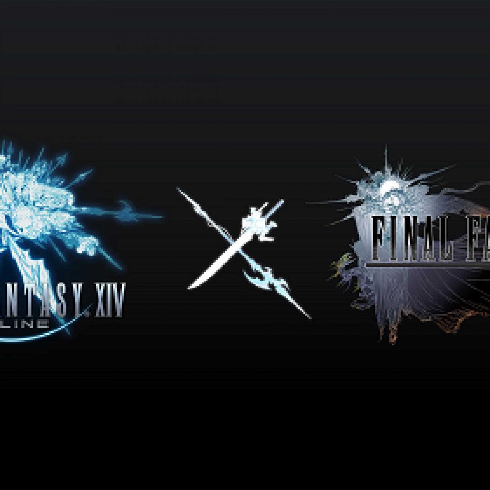 Final Fantasy XIV x Final Fantasy XV Collaboration Trailer