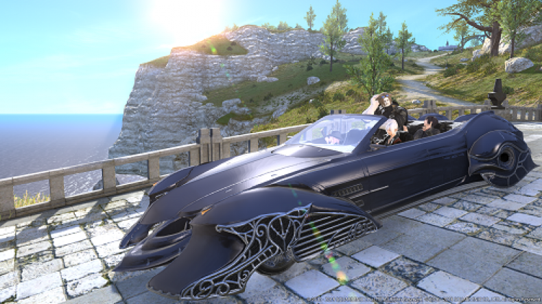 ffxiv, noctis, event, guide, ffxv, a, nocturne, for, heroes, regalia, mount, crossover