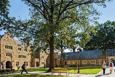 rhodes college benjamin palmer rename southwestern hall