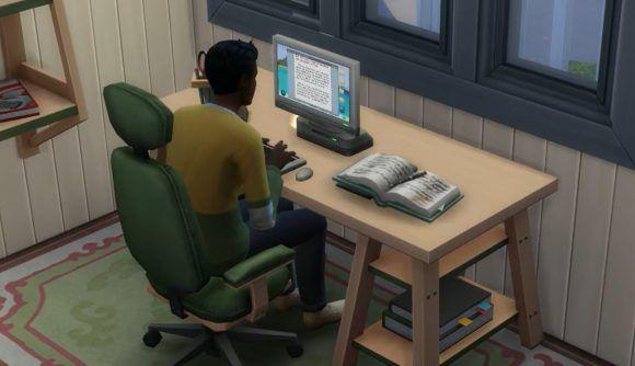 dd355c9b97e Sims 4  April 2019 Update  New Freelance Career