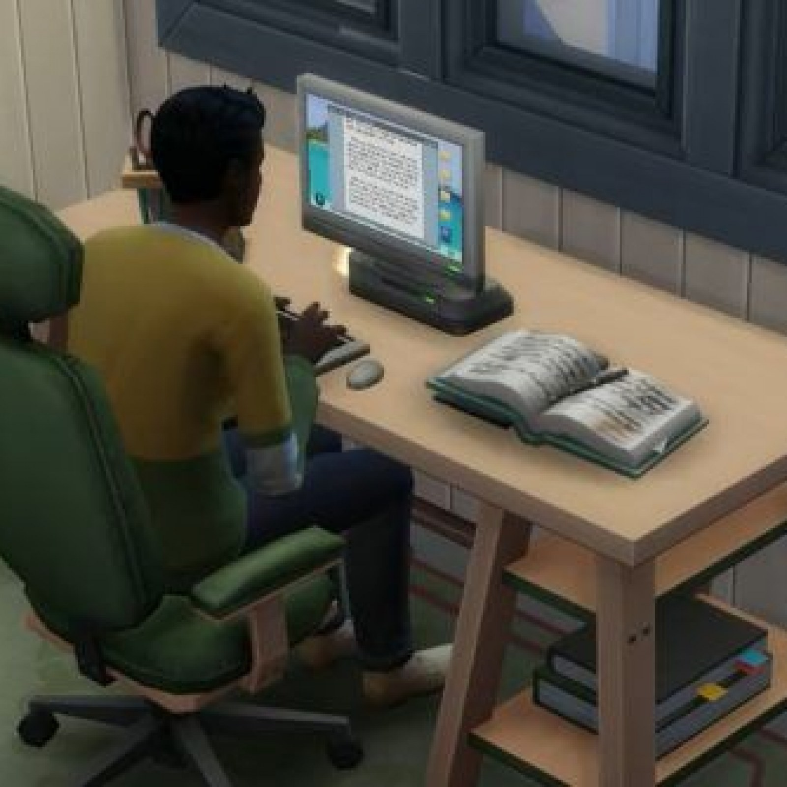 Sims 4' April 2019 Update: New Freelance Career, Clothing