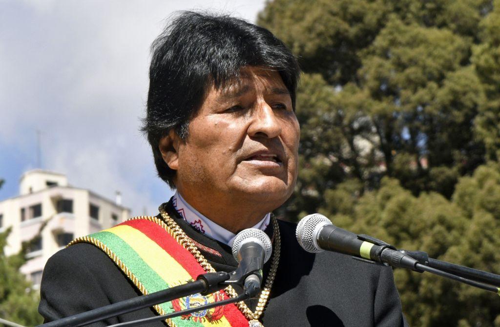 Bolivian, lawmakers, Donald, Trump, election