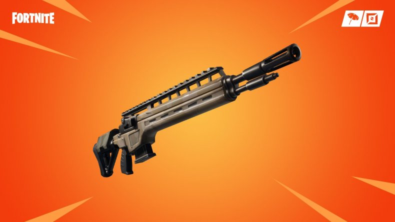 Fortnite infantry rifle 840 patch notes