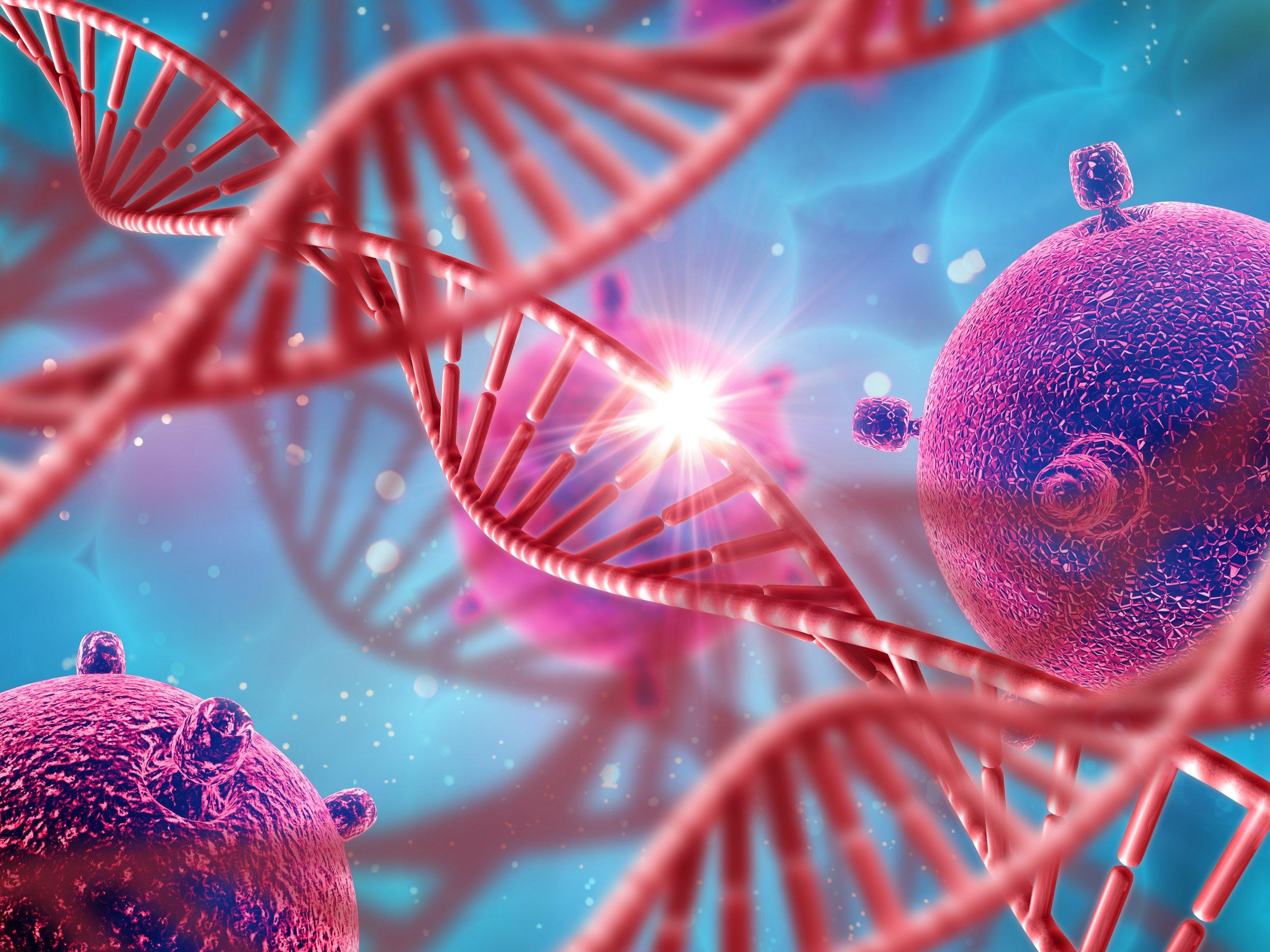 gene therapy dna virus