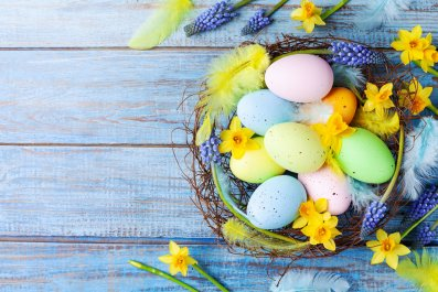 Easter Getty