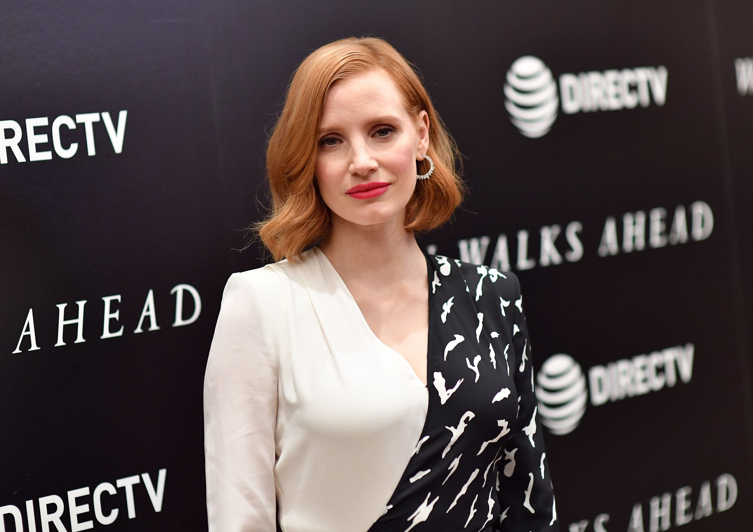 Jessica chastain time 100 most influential people christine blasey ford brett kavanaugh
