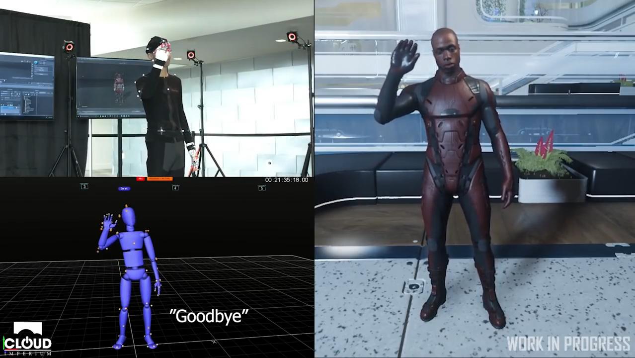 Star citizen asl emote goodbye