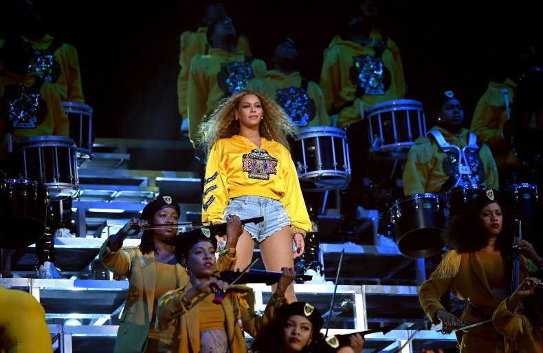 beyonce homecoming spelman college