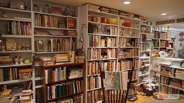 Best Bookstores in New York City - Bonnie Slotnick Cookbooks