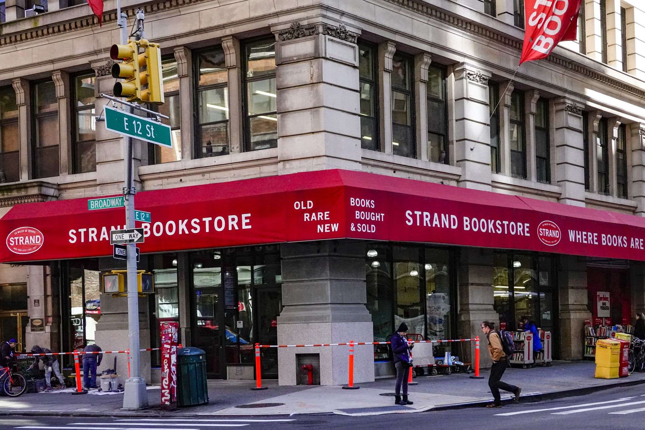 Best Bookstores in New York City - The Strand