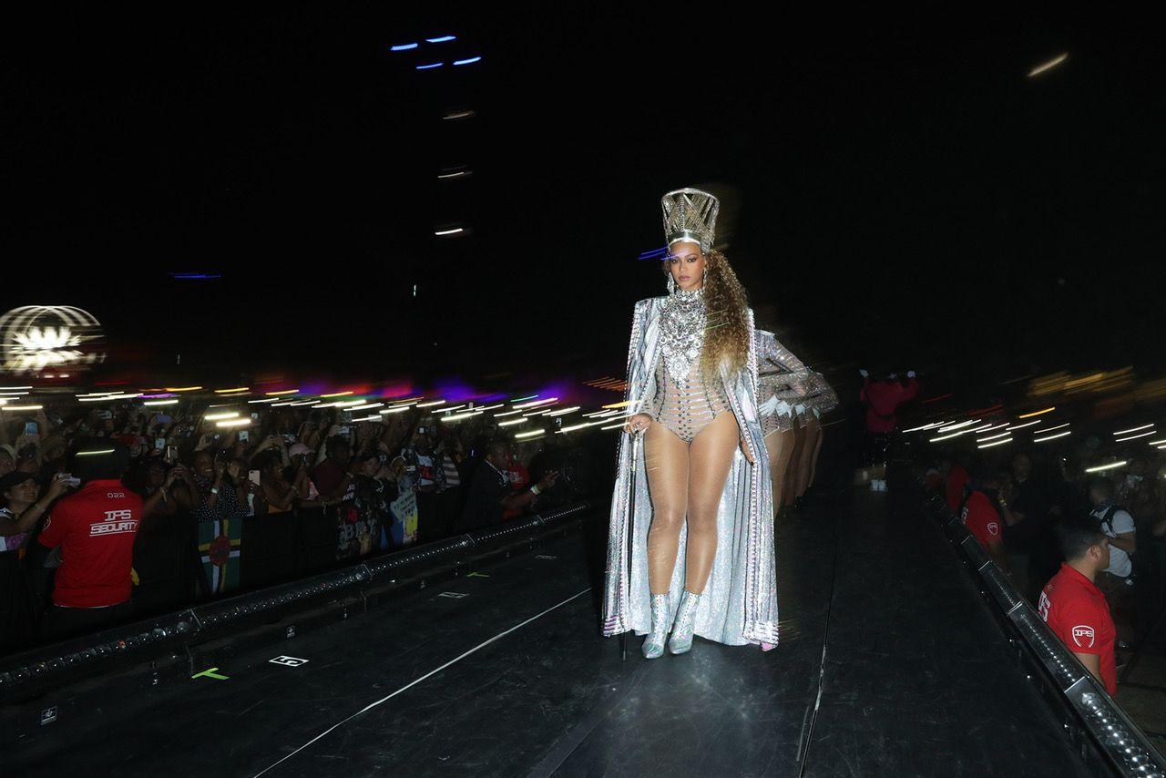 Beyonce Drops 'Homecoming' Album
