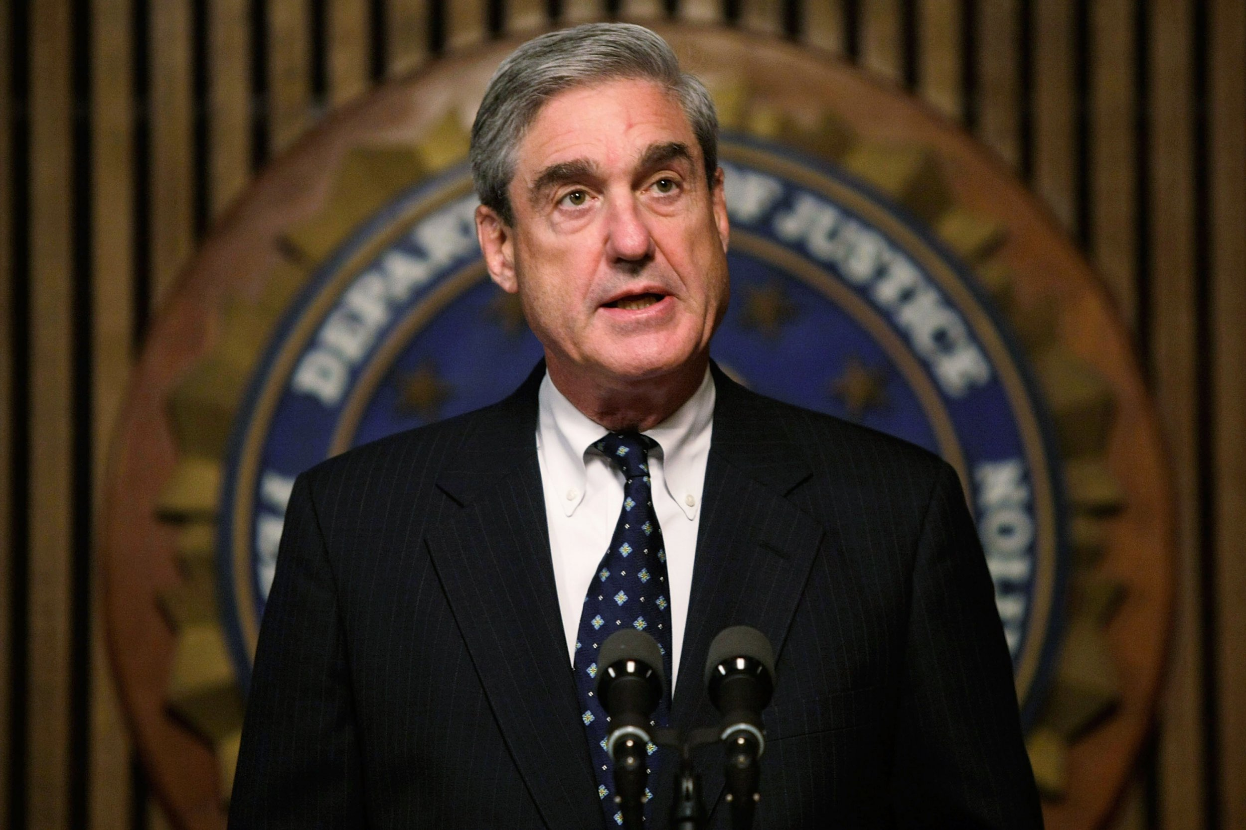 Robert Mueller report Donald Trump William Barr
