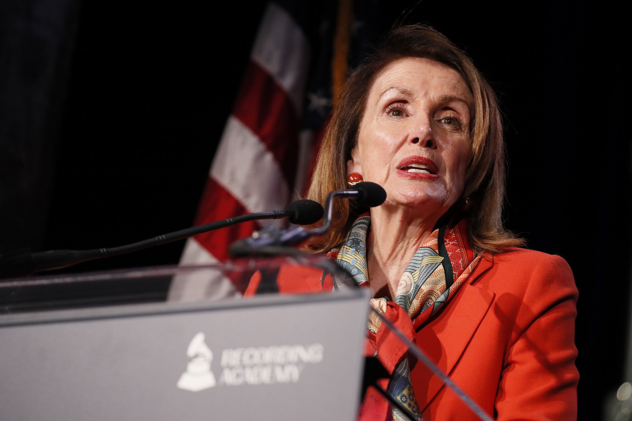 Nancy pelosi slave holder immigration Dan Patrick