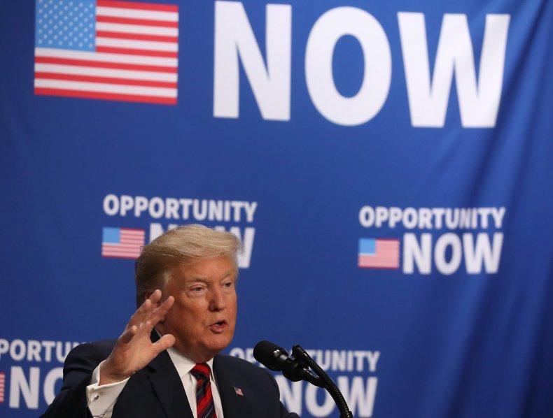 Donald Trump impeachment Mueller report