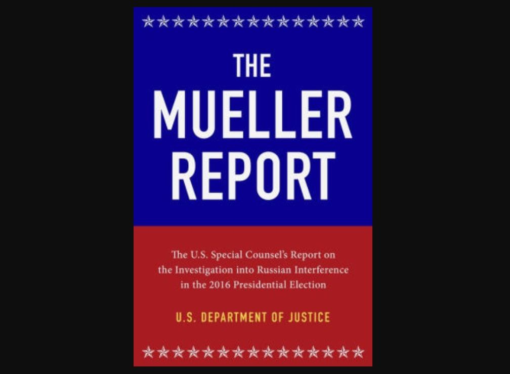 Mueller final report download ebook