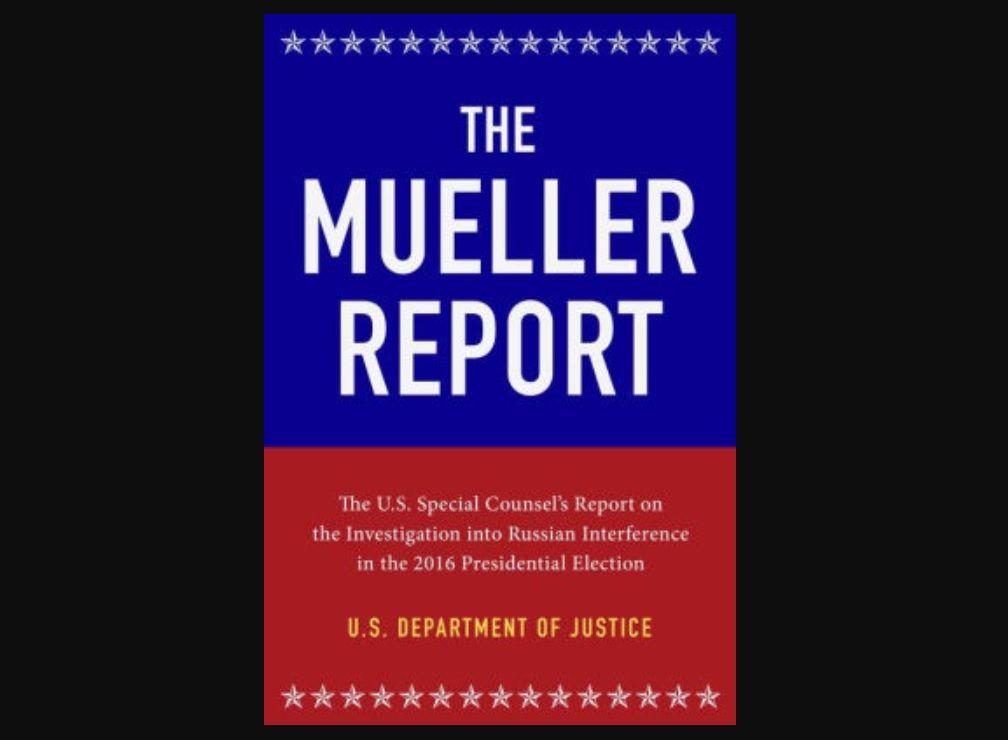 Mueller final report download ebook