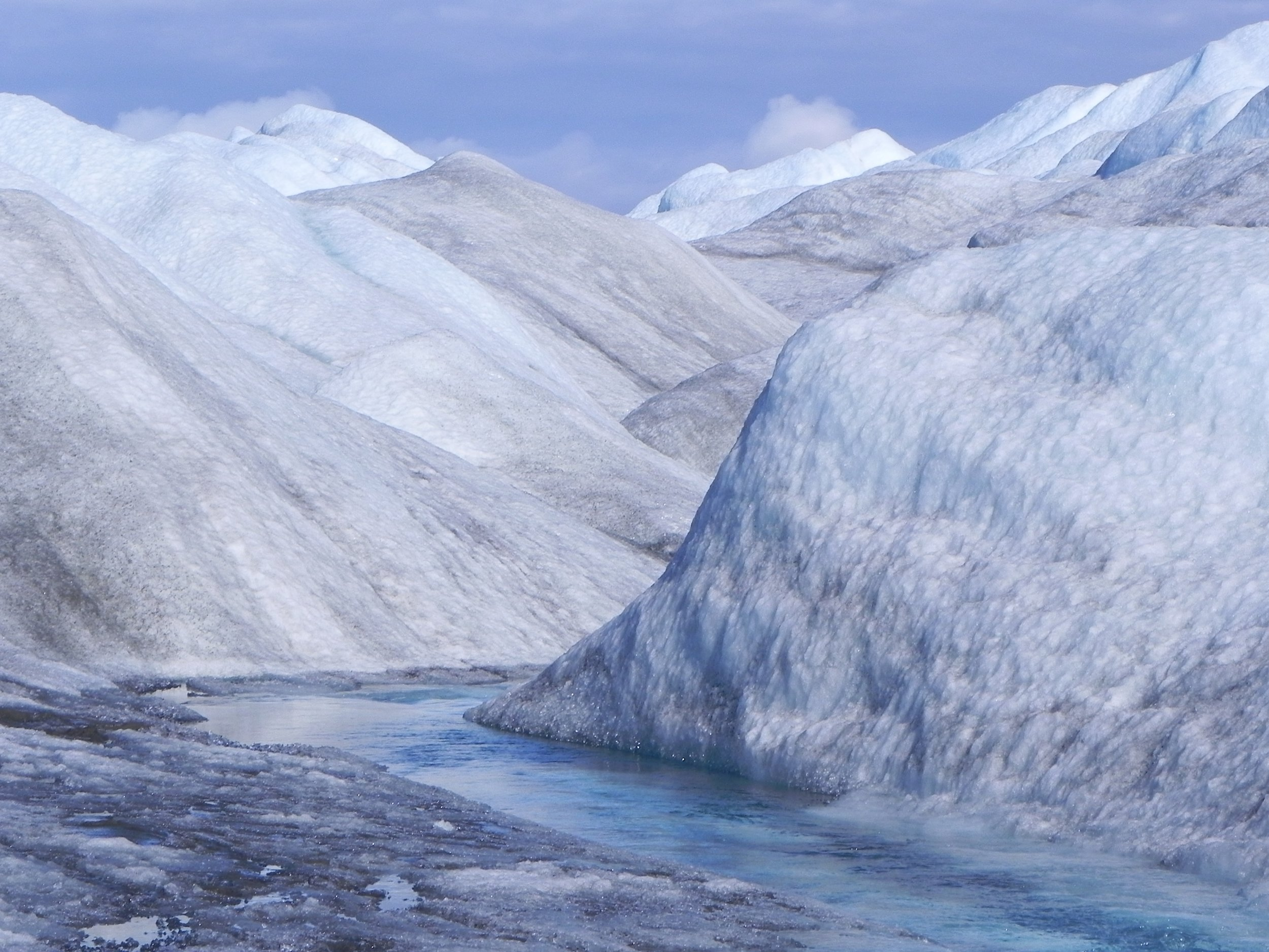 greenland ice sheet stock getty