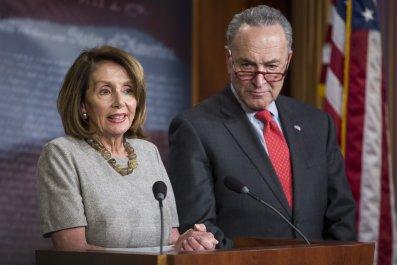 Nancy Pelosi Chuck Schumer Mueller report