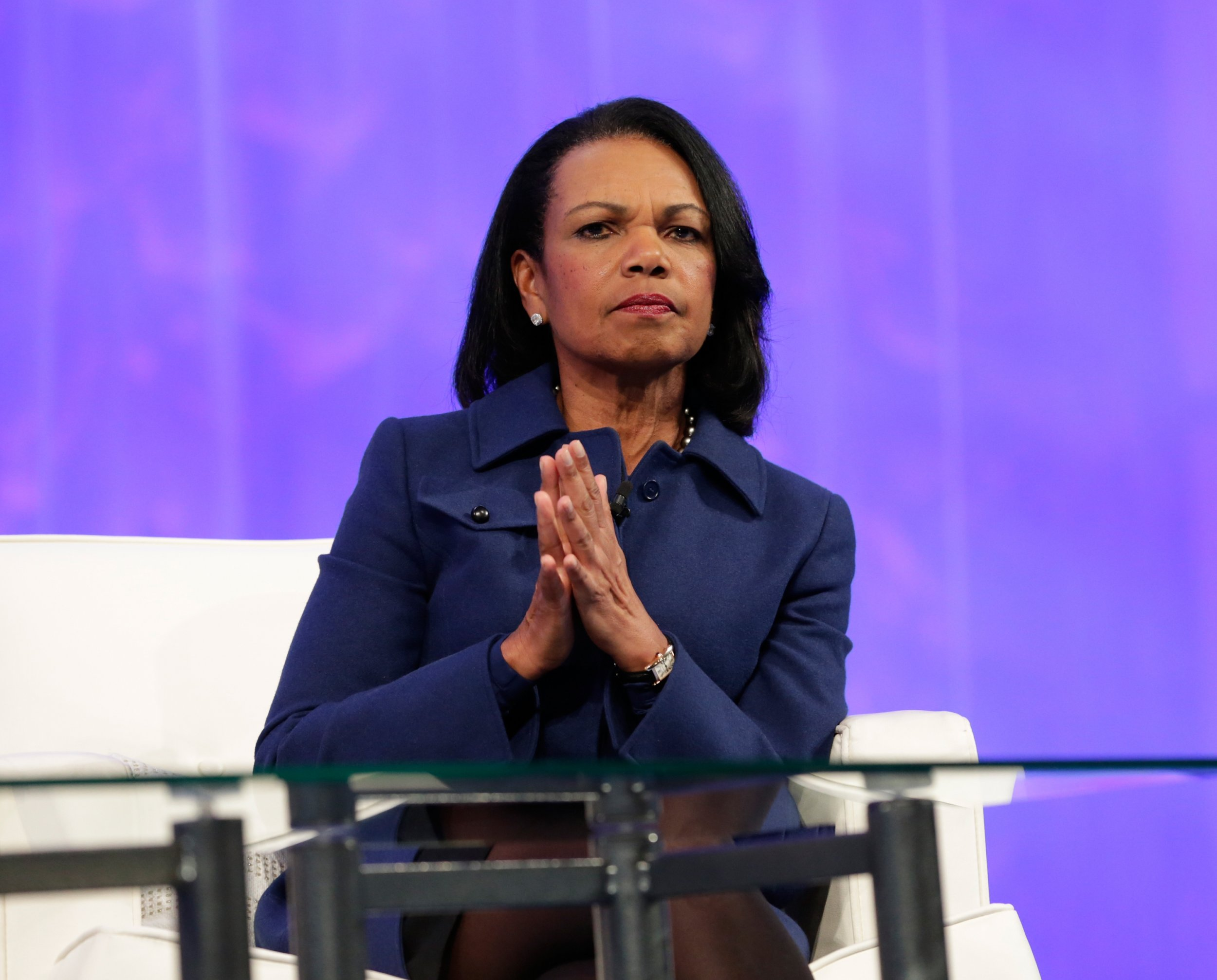 condoleezza rice university at buffalo young democratic american socialists torturer war criminal