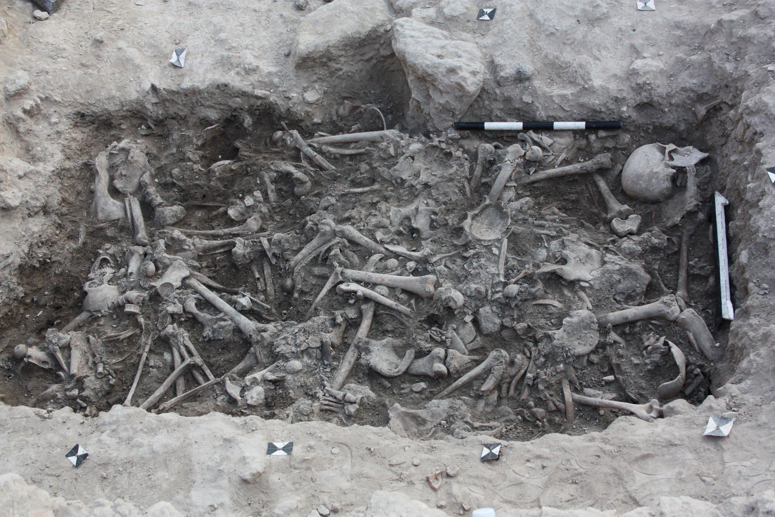 Sidon, Lebanon, Crusader grave