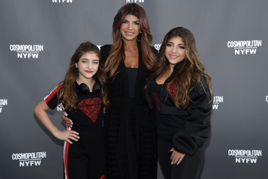 'RHONJ' Star Teresa Giudice's Husband Joe 'Calls Her Like 10 Times a Day' From ICE Custody, Castmates Say