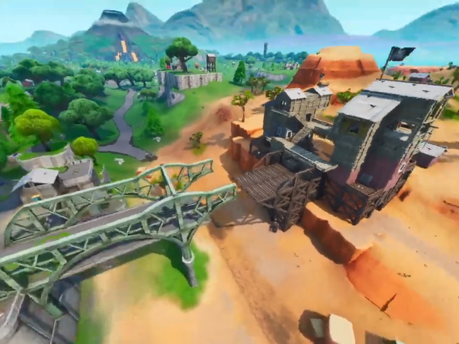Fortnite' Jigsaw Puzzle Piece Locations in Bridges & Caves