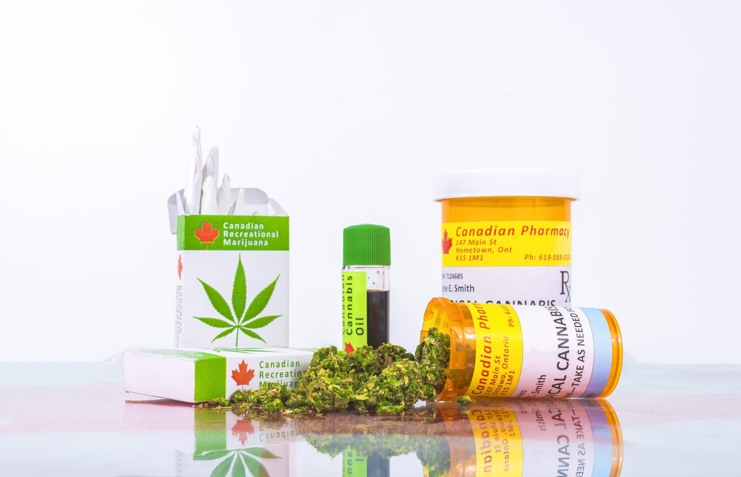 Cannabis Getty