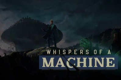 whispers, of, a, machine, nordic, noir, point, click, sci, fi, adventure, mobile, pc, iOS, indie, game