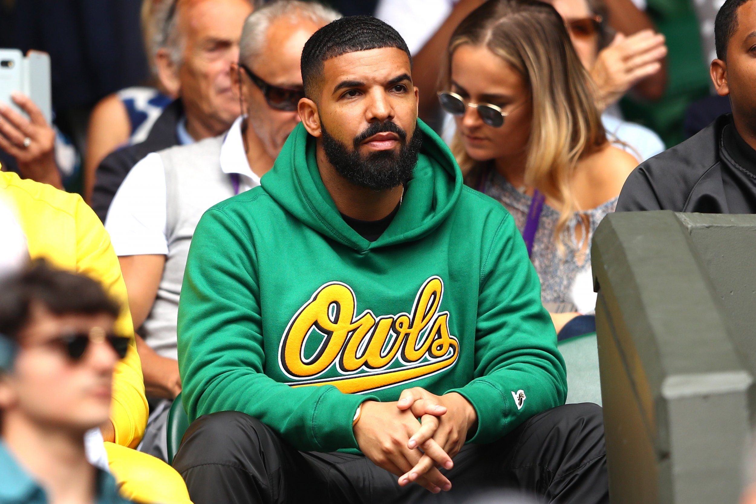 Drake Sports Curse Results in 'Ban' From Italian Soccer Team Posing in Photos With Him