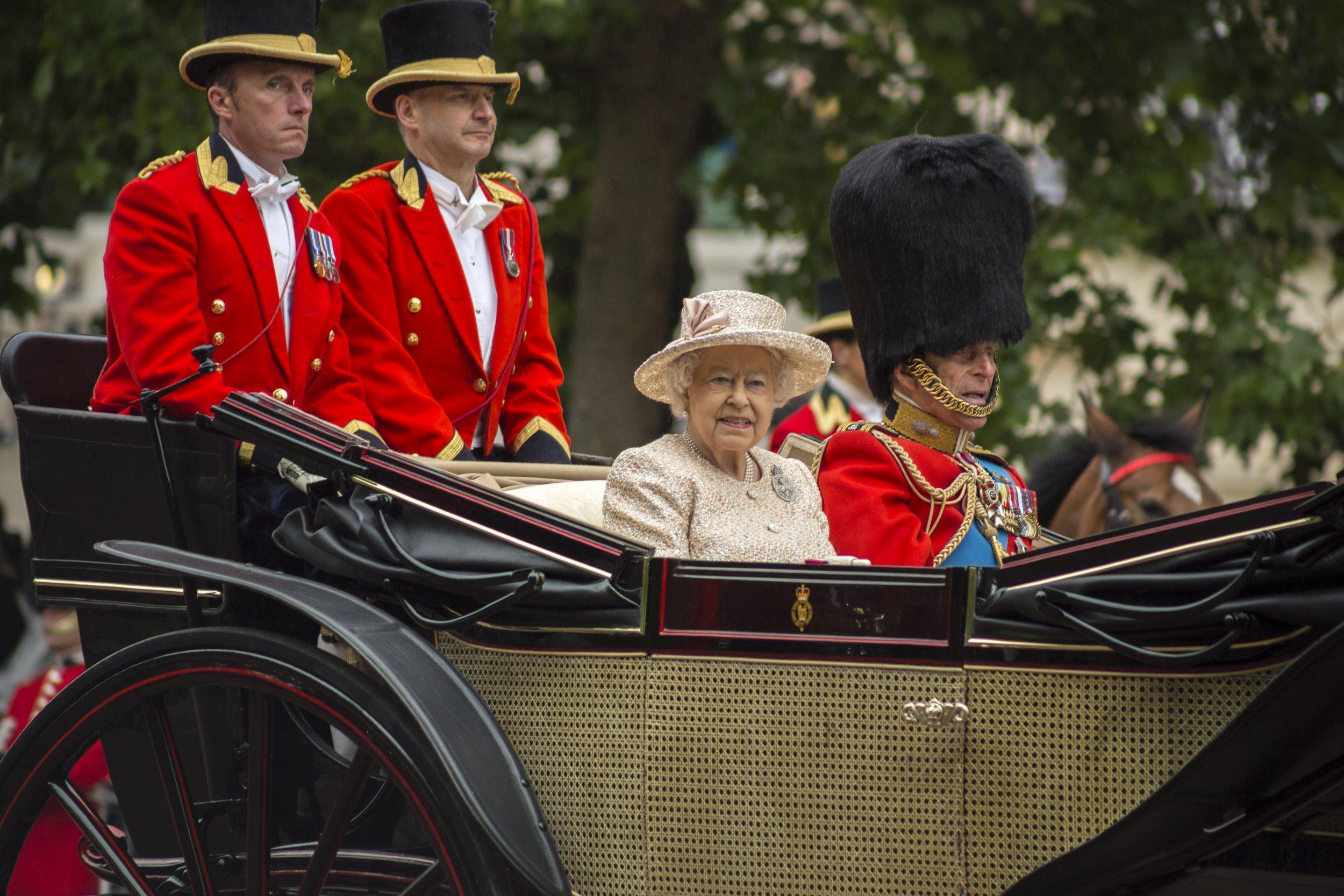 Queen Getty Images