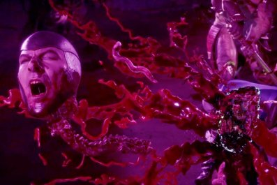 Mortal Kombat 11 YouTube Twitter color change algorithm