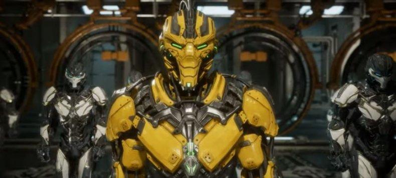 mortal kombat 11 cyrax sektor story trailer