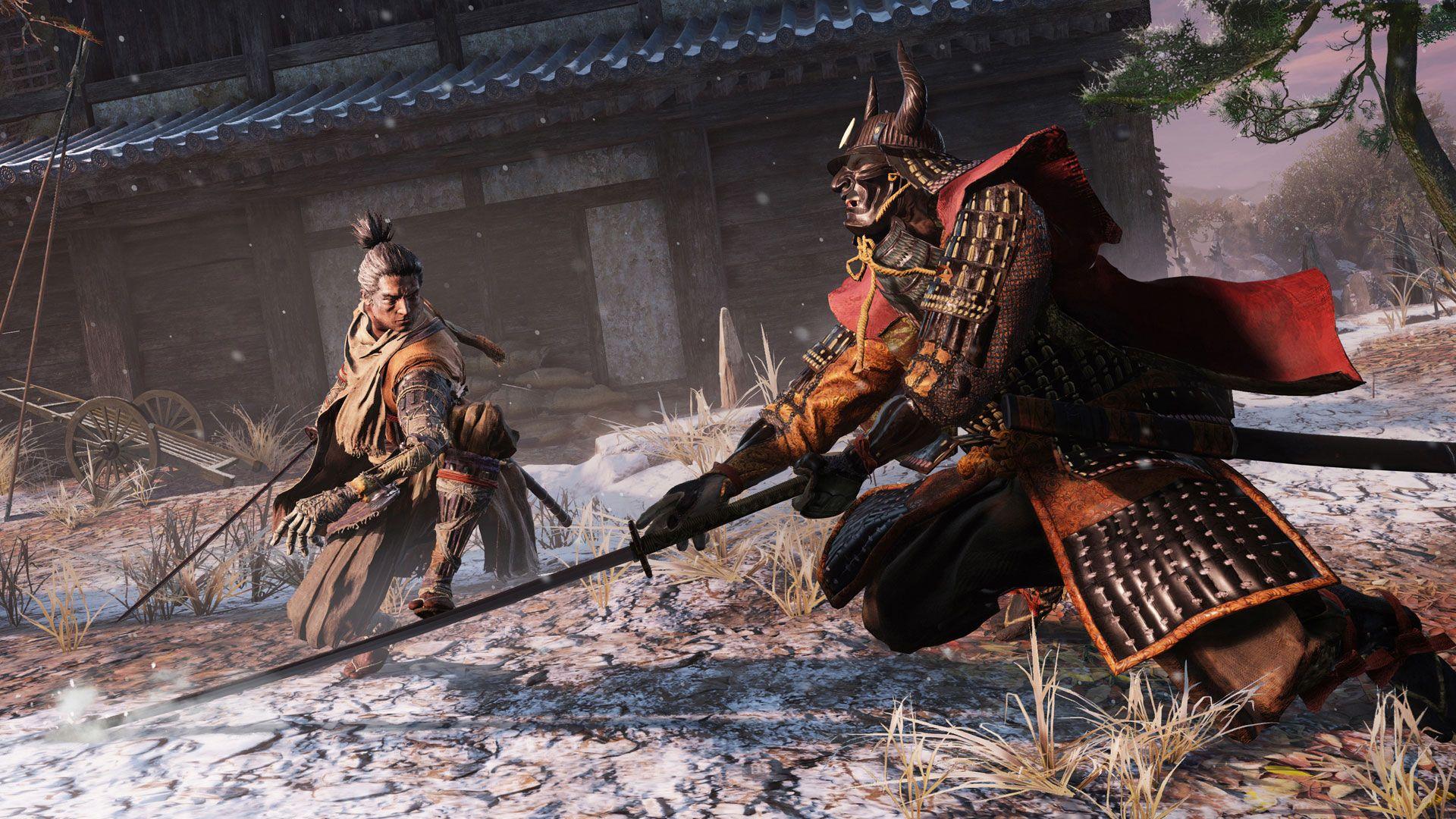 Sekiro Review PS4 header