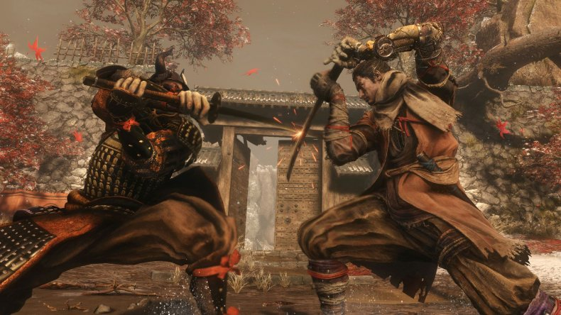 Sekiro Review PS4 1