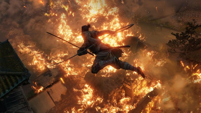 Sekiro Review PS4 3
