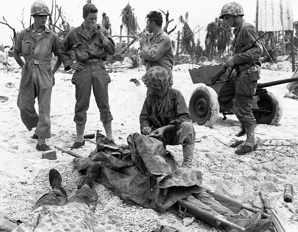 normandy d-day WWII