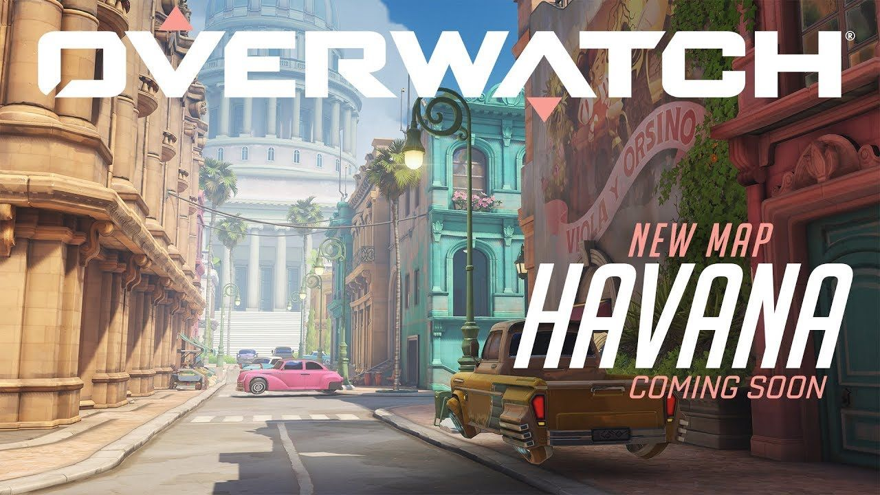 overwatch ptr patch notes havana new payload map