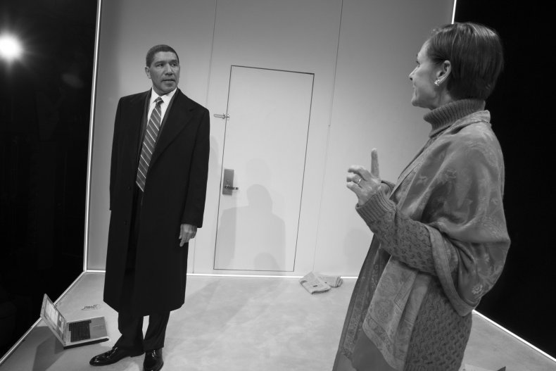 734_Peter Francis James, Laurie Metcalf in HILLARY AND CLINTON_Photo by Julieta Cervantes