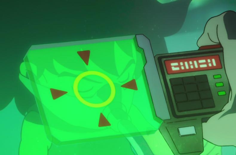 Dragon Ball Super Broly Scientist Power Level Check