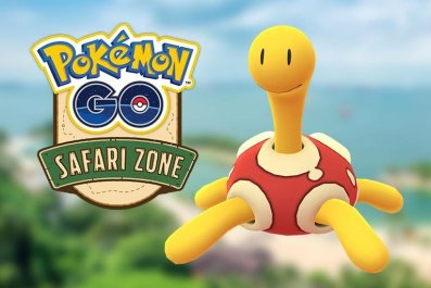 pokemon go shiny shuckle start time safari zone