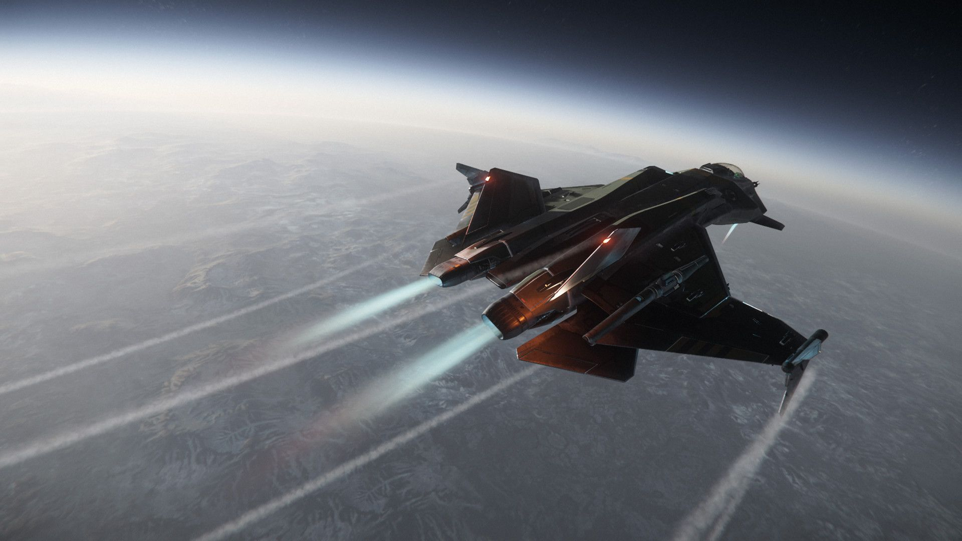 star citizen anthem ship
