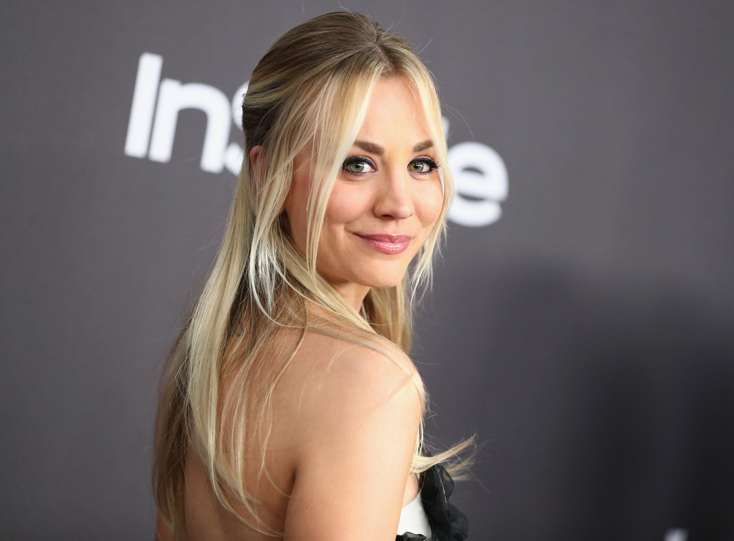Kaley Cuoco on 'Big Band Theory' Series Finale
