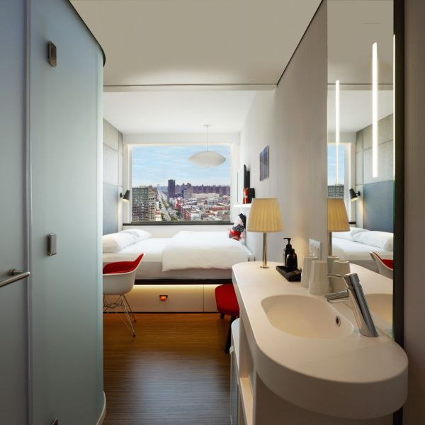 Hotels Lower East Side - CitizenM New York Bowery