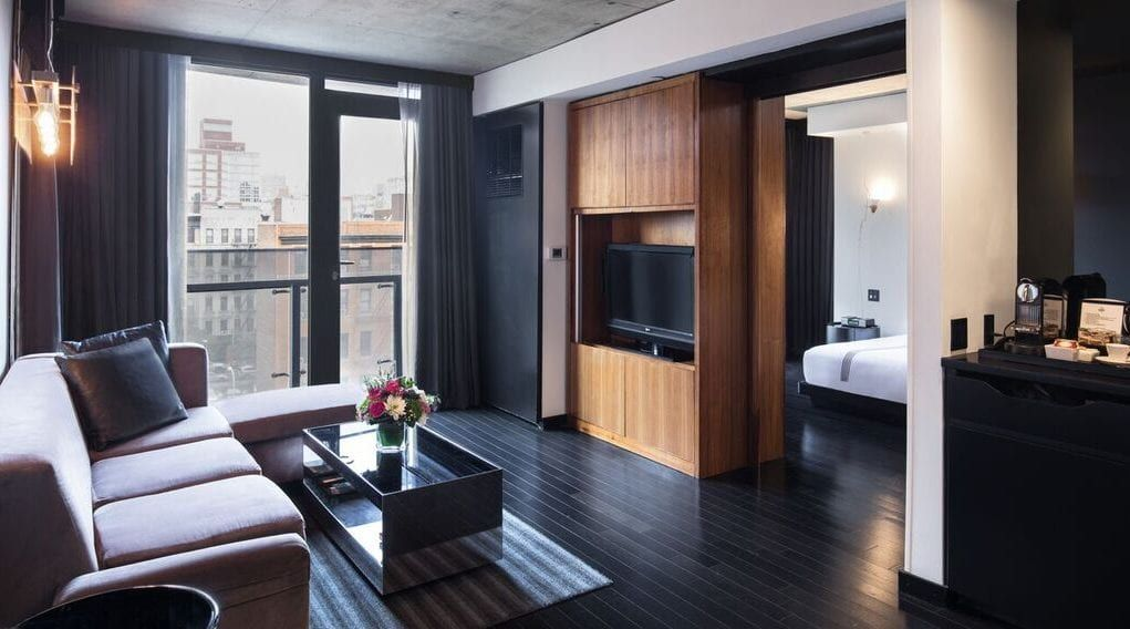 Hotels Lower East Side - Sixty LES Hotel
