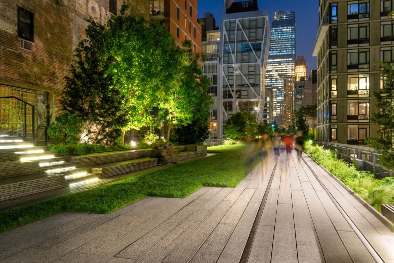 Best Free Things to Do in NYC - The High Line Park