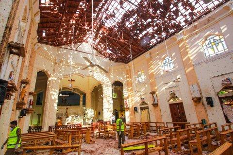 Sri Lanka St. Sebastian's Church